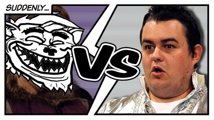 Mr. Dazzling gets TROLLED - The Wolf vs Mr. Dazzling (episode 10)