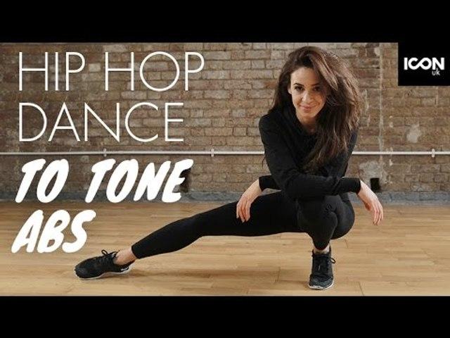 Work Out: Hip Hop Dance to Tone Abs  |  Danielle Peazer