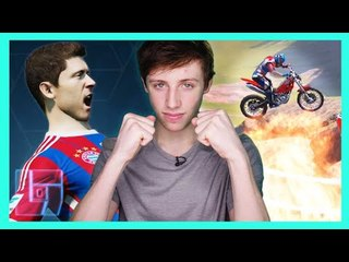 W2S - FIFA 15 / Trials Fusion: Pro 1v1 | Legends of Gaming