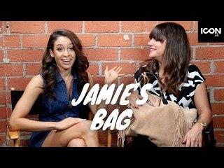 What's In Jamie Greenberg's Bag | Danielle Peazer