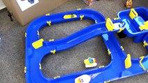 Circuit aquatique de BIG niagara waterplay DEMO review water toy – Jouet pour jouer avec leau