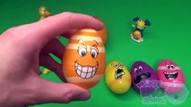 Marvel Avengers Surprise Egg Learn-A-Word! Spelling Words Starting With L! Lesson 3 part 2