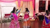Indian Wedding Dance by Bride Friends 2016 Part-2 , Wedding Mehndi Dance performance
