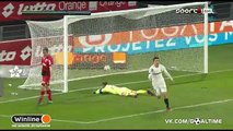 Dijon vs AS Monaco 1-1 All Goals Highlights 29/11/16
