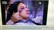 TV Airs Makeup Tips To Hide Domestic Violence