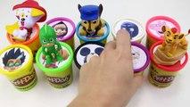 PJ Masks Game - Peppa Pig, Masha & the Bear, Yo Gabba Gabba, Paw Patrol, PJ Masks, Play Doh Surprise