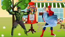 Spiderman vs Elsa Funny Pranks Collection - Spidermans Shower Pranks