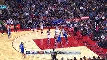 Patrick Patterson Halfcourt Buzzer-Beater   Sixers vs Raptors   Nov 28, 2016   2016-17 NBA Season