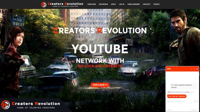 Creators Revolution : Introduction [News]