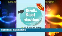 Price Results Based Education: Educational Technology, Set the stage for technology, make