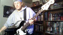 Bassman Kenny - Foo Fighters - Monkey Wrench (Corrected version)
