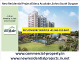 New Residential Project Eldeco Accolade, Sohna Gurgaon-9650129697.