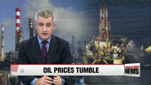 Crude prices slump 4% as doubts grow over OPEC production cut