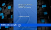 Price Women and Distance Education: Challenges and Opportunities Christine von Prummer For Kindle