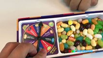 BEAN BOOZLED CHALLENGE! Super Gross and Yucky Jelly Belly Beans Game 4th Edition