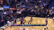 Injury Nick Young Leaves Game