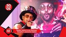 Ranbir Wants Ranveer & Deepika To Have Awesome Babies, Ranbir & Katrina To Promote Their Film Together