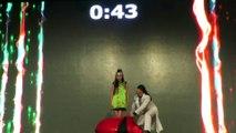 Changer 16 fois de costumes en 1 minute ? record du monde