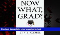 Epub Now What, Grad?: Your Path to Success After College Chris Palmer PDF