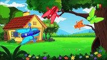 Crayons Dedo Família | Viveiro rima Coleçcão | educativo vídeo | Kids Song | Crayons Finger Family
