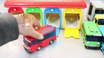 Toy Velcro Cutting Fruits Tayo The Little Bus English Learn Numbers Colors Toy Surprise YouTube