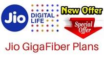 JIO 4G  New Offer ll In Fiber Services ll Ab PC Internet Aur bi Sastemai