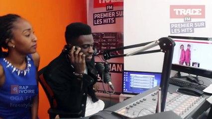 Suspect 95 En Freestyle EXPLOSIF  encore a Trace FM