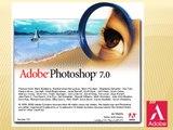 HOW TO USE ADOBE PHOTOSHOP 7.0 TUTORIAL  ADOBE