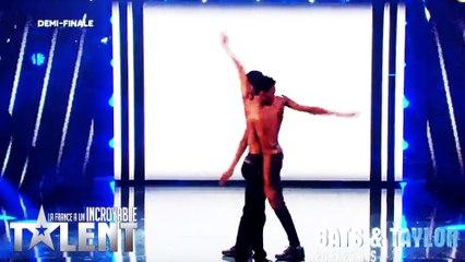 Bat et taylor-France's Got Talent 2016 - Week 6