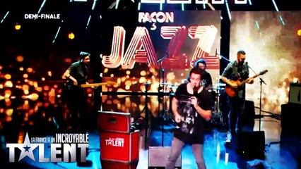 Crazy Cover - France's Got Talent 2016 - Week 6