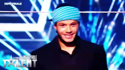 Nathan - France's Got Talent 2016 - Week 6