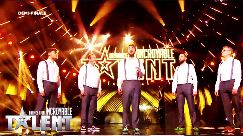 Parité mon Q - France's Got Talent 2016 - Week 6