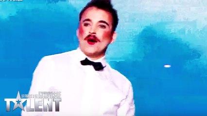 Steeve Djobijoba - France's Got Talent 2016 - Week 6