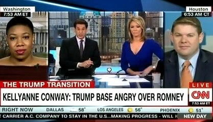 KELLYANNE CONWAY: TRUMP BASE ANGRY OVER ROMNEY ON CNN Breaking News