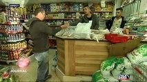 Des Israéliens font leurs courses chez les Palestiniens