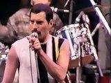 Queen | Live Aid 1985 - Ensayo (Casi completo)