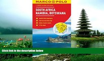 READ THE NEW BOOK South Africa, Namibia, Botswana Marco Polo Map (Marco Polo Maps) Marco Polo
