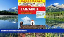 PDF [DOWNLOAD] Lanzarote Marco Polo Holiday Map (Marco Polo Holiday Maps) Marco Polo Travel