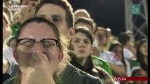 Le Brésil rend hommage à la Chapcoense dans les stades