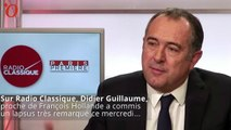 Le lapsus d'un sénateur sur la « démission » de François Hollande