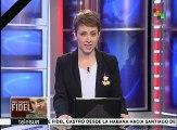 Pueblo saharaui reconoce el legado de Fidel Castro