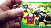 Kungfu Panda Surprise Eggs !!! Amazing Unboxing 2016 Kungfu panda Toy set   ACE KID TV