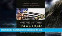 Audiobook We re In This Together: Public-Private Partnerships in Special and At-Risk-Education