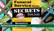 READ PDF Funeral Service Exam Secrets Study Guide: Funeral Service Test Review for the Funeral