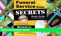 FAVORIT BOOK Funeral Service Exam Secrets Study Guide: Funeral Service Test Review for the Funeral