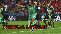 Portugal vs Wales 2-0 | All Goals & Highlights (EURO 2016) HD | [Công Tánh Football]