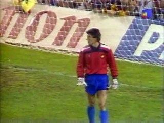 Barcelona vs Steaua (0-0) (2-0 dcr) | European Final Cup 1985/86