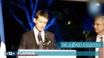 Le lapsus très gênant de Manuel Valls en Tunisie ! - ZAPPING ACTU DU 30/11/2016