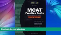 Pre Order MCAT Practice Tests: Fourth Edition (Kaplan Mcat Practice Tests) Kaplan mp3
