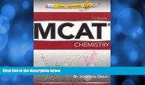 Pre Order Examkrackers MCAT Chemistry Jonathan Orsay mp3
